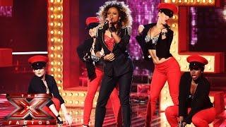 Fleur East sings Lady Marmalade | Live Week 3 | The X Factor UK 2014