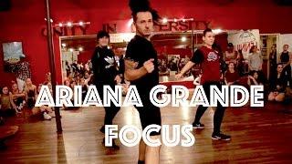 Ariana Grande - Focus | Hamilton Evans Choreography