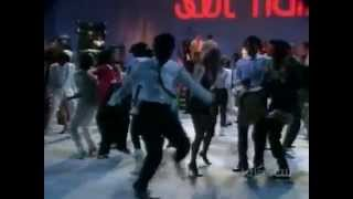 Soul Train Dancers (Sugarhill Gang - Kick It Live From 9 to 5) 1983
