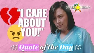 Sarah's (Sharon) epic and heartbreaking rant! | Quote of the Day: Caregiver