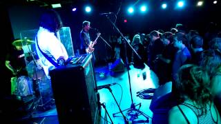 MoB: That's When I Reach for My Revolver (excerpt) - Live at 3S Artspace , Portsmouth NH 6-24-2015