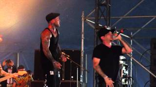 Crazy Town : Butterfly @ Download Festival 2014