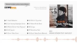 Sansar Salvo - Manik Dönem feat. Rapozof (Official Audio)