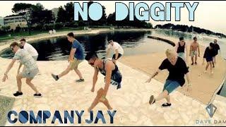 NO DIGGITY • Jackson Breit cover •• Dave Dam Choreography ••• CompanyJay