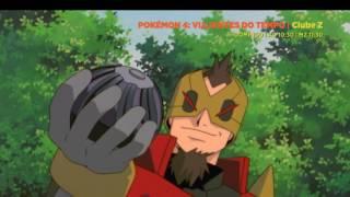 Clube Z: Pokémon 4: Viajantes do Tempo