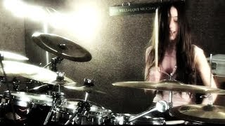 SYSTEM OF A DOWN - CHOP SUEY! - DRUM COVER BY MEYTAL COHEN