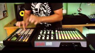 "Doorly ""Rush"" Live Finger Drumming Remix (Maschine, Apc40)"