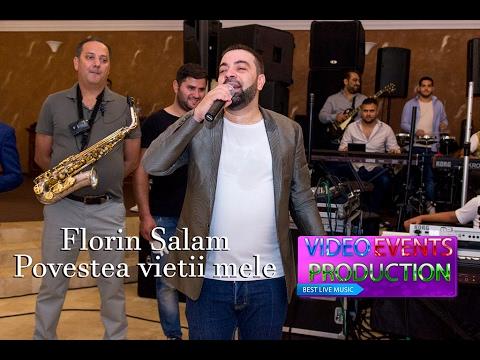 Florin Salam - Povestea vietii mele LIVE