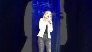 "Jackie Evancho: ""Safe and Sound"""