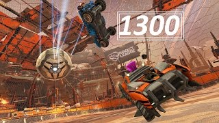 Rocket League | 1300 Hours Montage!