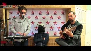 "Pony Pony Run Run en live dans Le Lab Virgin Radio ""Hey You"""