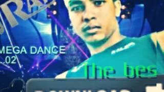 CD MEGA DANCE VOL 02by Dj Ray mix The Best.