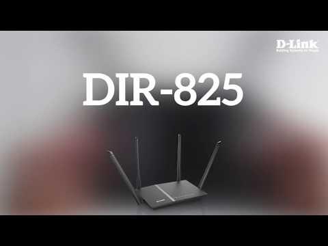 Como alterar o endereço IP do roteador DIR-825