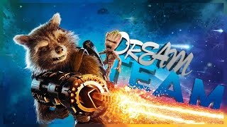Rocket & Groot | Dream Team [Guardians of the Galaxy 1 & 2]