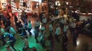 Louisiana On Tour - Weihnachtsfeier 2013 - Line Dance  Twist and Shout
