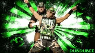 """WWE Theme Songs - DX """"Break It Down"""" 2007-2010 [HQ]"""