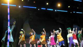 Phineas And Ferb Live Finale