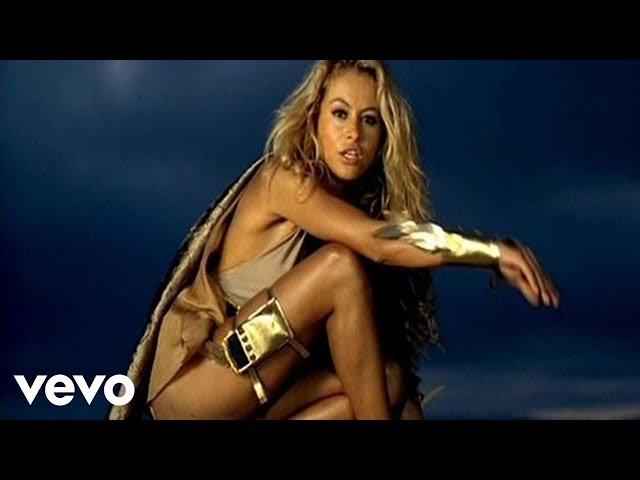 Videoclip oficial de la canción Ni Una Sola Palabra de Paulina Rubio