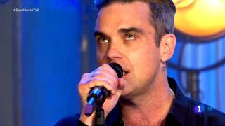 Dani Martin & Robbie Williams