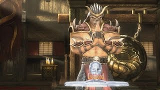 Mortal Kombat 9 Komplete Edition - Goro, Kintaro and Shao Kahn - Test Your Might *PC Mod* (HD)