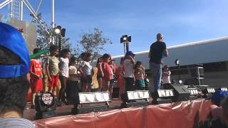Interevalo do Portugal em Festa - Beja (Ovibeja) Video2