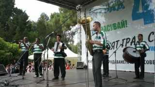 The Reporters Brass Band - Messechina