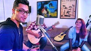 Alex Sensation, Ozuna - Que Va - Cover Acústico - Dedica Una Canción