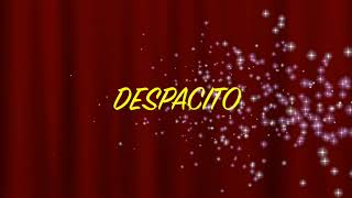 """Despacito"" fun Parody for Graduation or Program Kindergarten Pre-K"