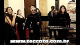 IGREJA NOSSA SENHORA DO ROSARIO - TOCCATA CORAL E ORQUESTRA - HOW DO I LIVE - LEANN RIMES.f4v