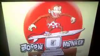 Stoppid monkey skatebored