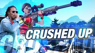 Fortnite Montage - ''CRUSHED UP'' (Future)