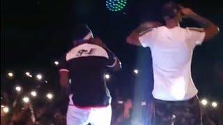Concert Booba à Conakry (Mové Langue feat Gato Da Bato)