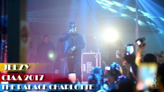 Jeezy performs GET YA MIND RIGHT CIAA 2017