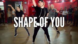 ED SHEERAN - Shape Of You | Kyle Hanagami Choreography width=