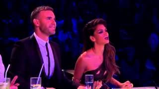Rough Copy sing Dont Let Go by En Vogue   Live Week 7   The X Factor 2013