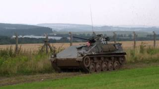 """SPz Bundeswehr  """"Manöver Früh-auf"""" 2011"""