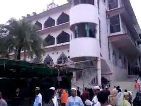 Hazrat Shah Jalal (r) Rawja Sharif 11.mp4