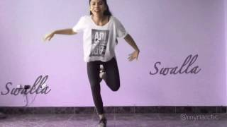 Jason Derulo - Swalla (feat. Nicki Minaj & Ty Dolla $ign) Choreography by - @mynarctic
