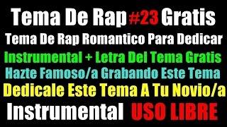 Te Tuve Y Te Perdi - instrumental rap romantico