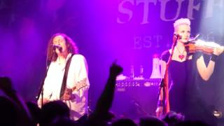 The wonder stuff mission drive live at the Academy Dublin
