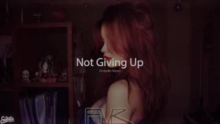 Not Giving Up - Christoffer Nilsson