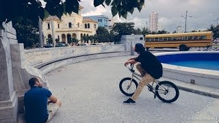 BMX | SIMONE BARRACO IN CUBA - Making-of | #NOKIAPUREVIEWS