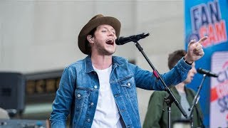 Niall Horan  'Best Song Ever' feat fans -  Today Show