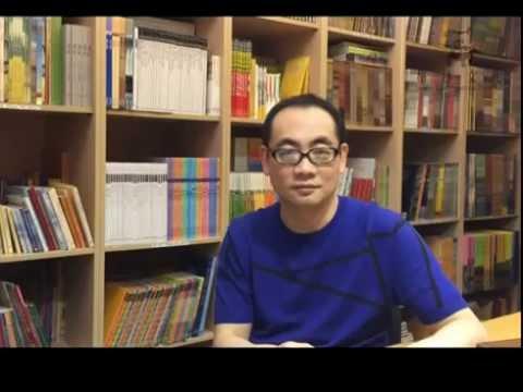 郝廣才談《今天-366天,每天打開一道門》 - YouTube