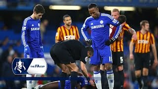 Chelsea 2-4 Bradford City - FA Cup Fourth Round   Goals & Highlights