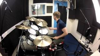 First Date - Drums Only Cover - Blink 182 - Billy Baker - Originally played by Travis Barker