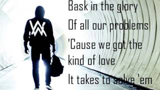 Alan Walker -Issues remix -Lyrics,letra,parole (By julia michaels)