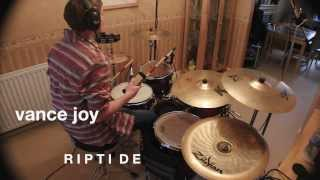Riptide - Vance Joy Drum Cover