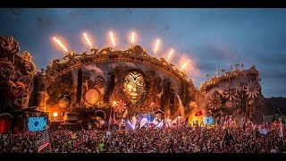 Hardwell 2017  Coldplay A Sky Full Of Stars Live At Tomorrowland