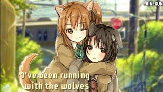 「Nightcore」→ Wolves【Switching Vocals】